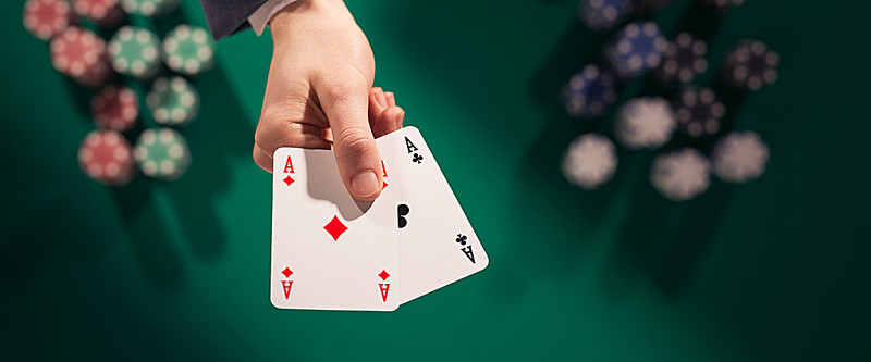 Betting Your Good Luck with Online Poker