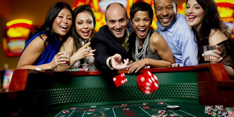 Standing up Close and Personal With Online Craps