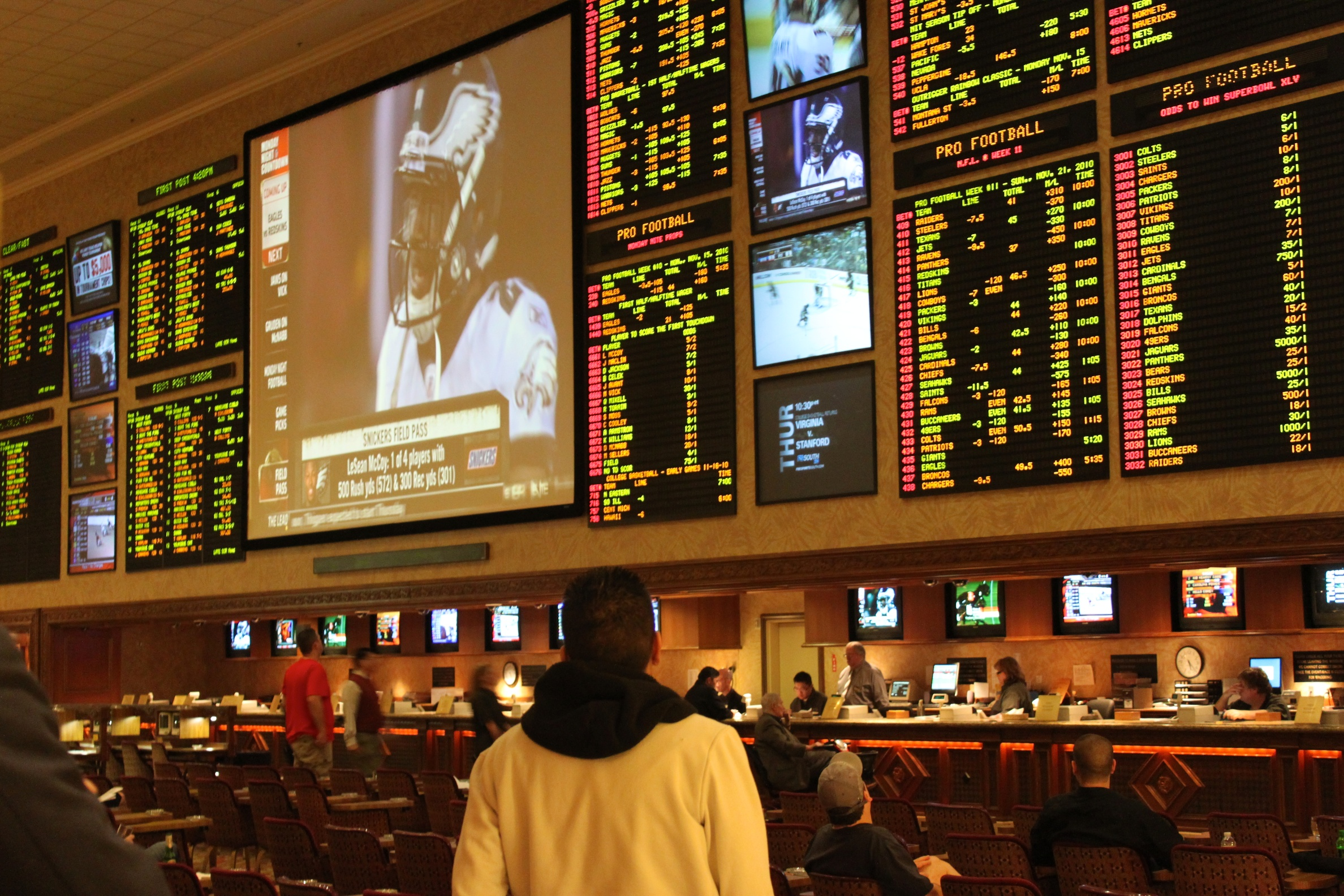 Points To Watch out For In An Online Sportsbook