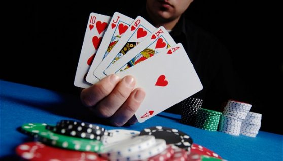 Attempt Free Gambling Online While Playing Free Poker Games