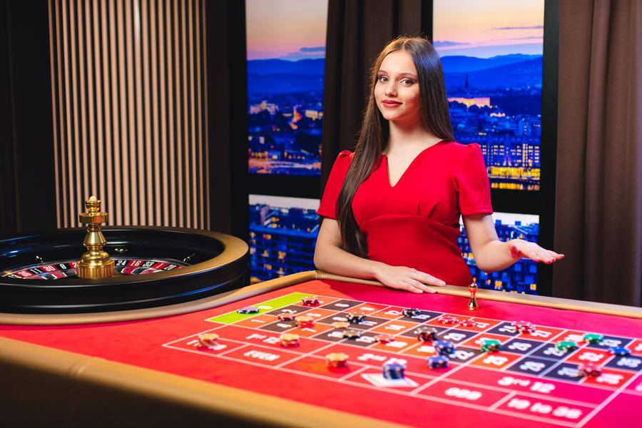 The Video Game Of Live Roulette