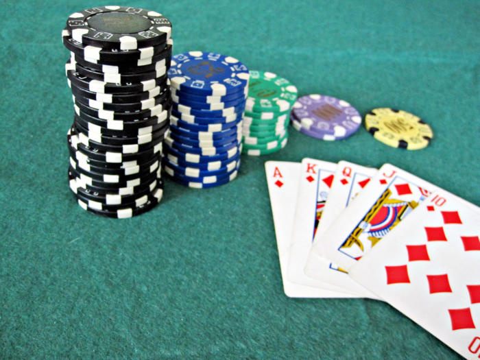 Premium Quality Poker Add-on Increase Turn Over