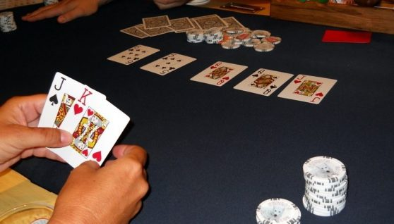 The Globe Collection of Poker - Allow the Games Begin