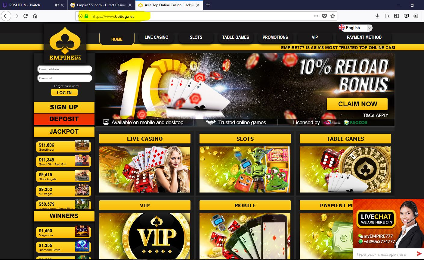 Live Roulette Betting Overview