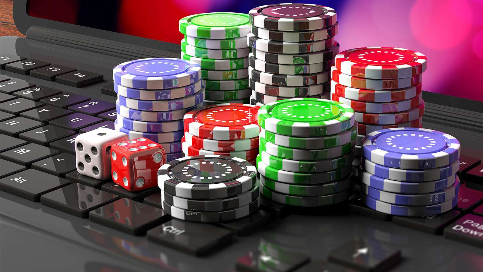 Do You Make These Simple Errors In Online Casino
