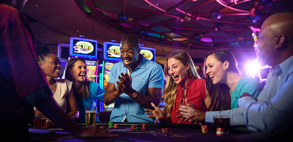 The way to Make Your Casino Look Amazing In 5 Days