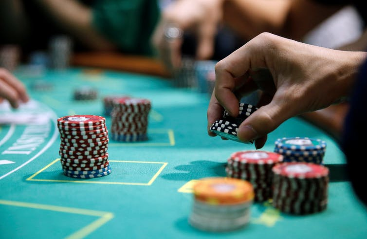 Mistakes In Casino That Make You Look Dumb